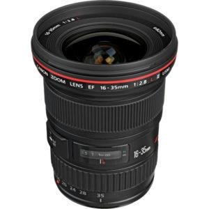 Canon 16-35mm f:2.8 mark ii