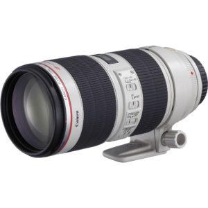Canon 70-200mm f:2.8 Mark II