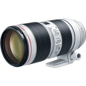 Canon 70-200mm f:2.8 Mark III