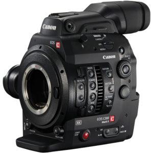 Canon C-300 Mark II Body Kit