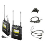 Sony-WirelessLavalier-Microphone-System