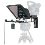 Datavideo-TP-300B-Prompter-Kit-for-iPad-and-Android-Tablets-with-Wired-Remote
